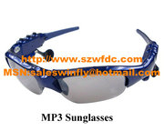 wholesale sunglasses mp3 players, china sunglasses mp3 factotry