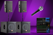 Explore Best Range of Audio Equipment's in Vancouver