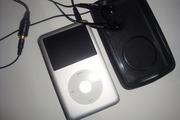 Silver Ipod Classic 160gb 6th Generation $220 o.b.o