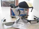 2GB MP3 Sunglasses (Oakley style) with Polarized lens & lithium Ion ba